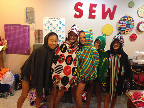 sewing camps