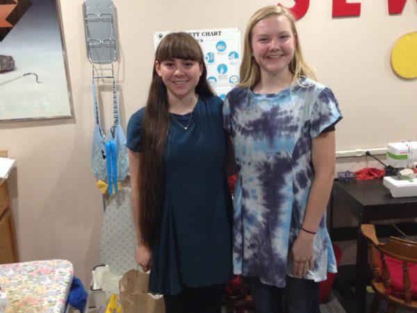 teen sewing class